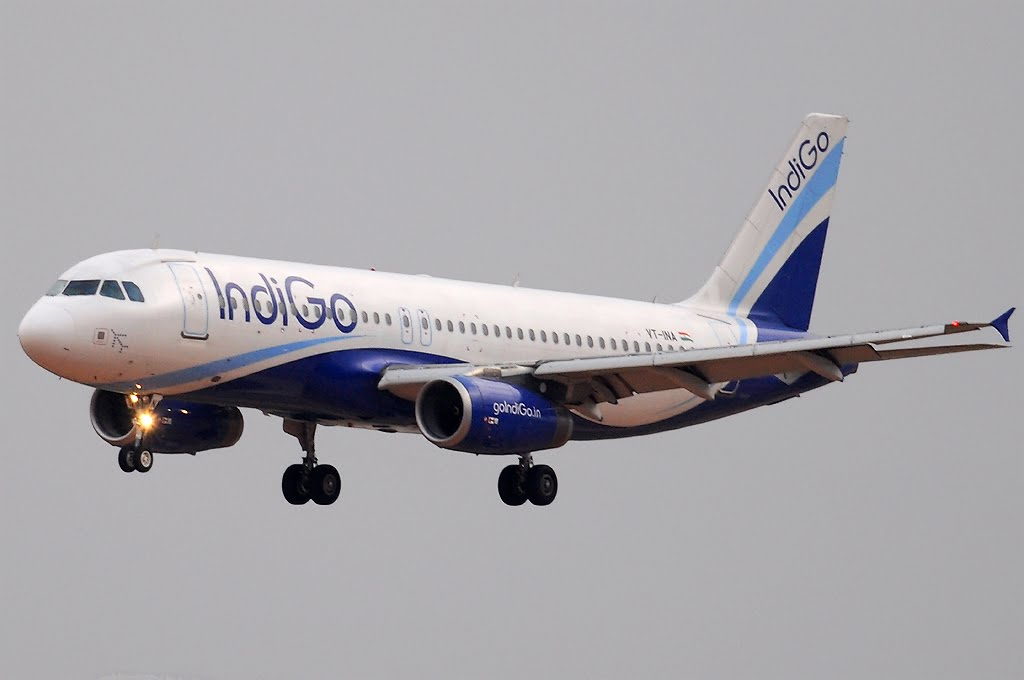 Indigo Airlines Web Check